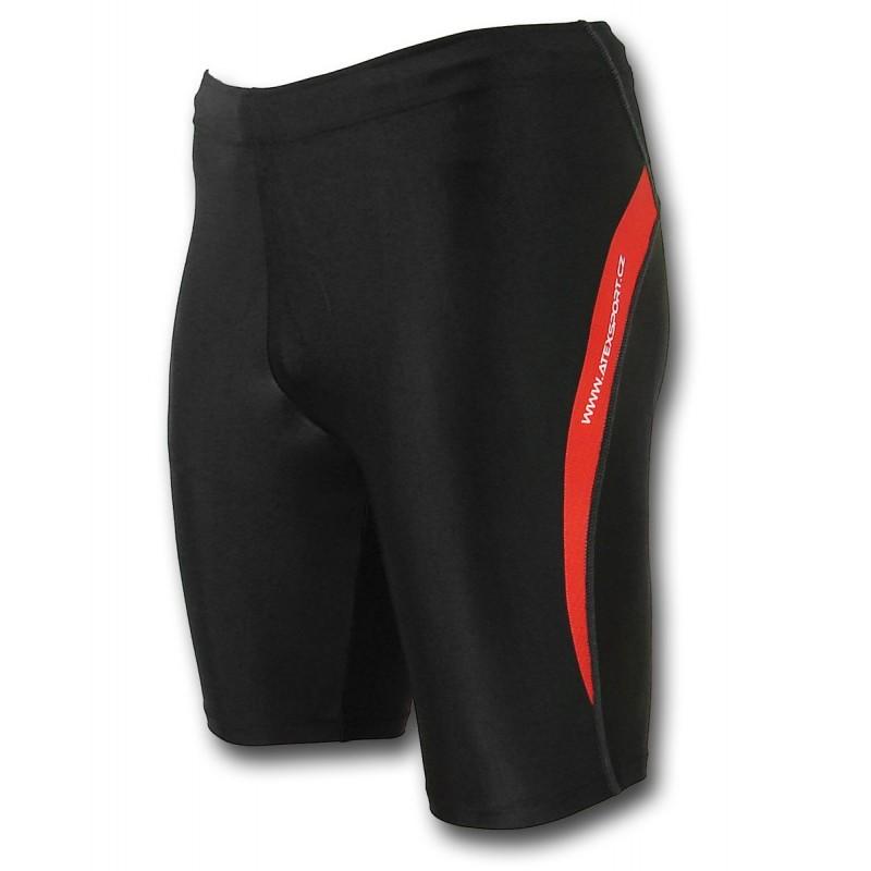 Elastické kalhoty AGONE krátké afd5483155