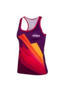 Atletický dámský dres EPI, bez rukávů
