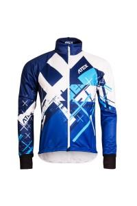 Běžecká bunda CROSS Blue