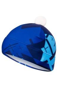 Sportovní dvouvrstvá čepice CROSS Blue