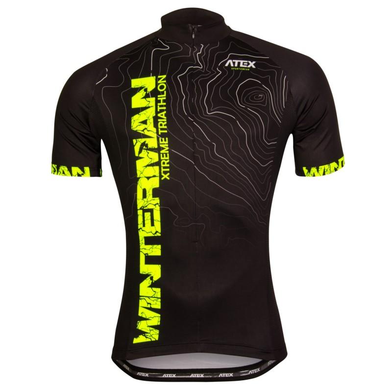 e50c993d1 Cyklistický dres WINTERMAN, krátké rukávy
